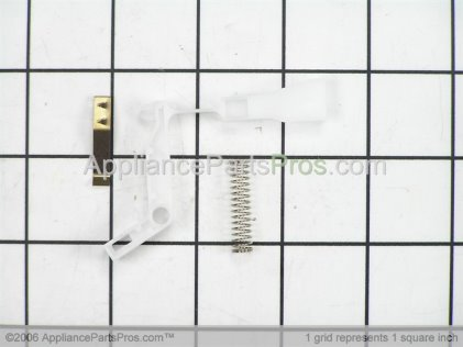 Bosch Actuator Lever (with Springs) 00166632 from AppliancePartsPros.com