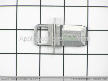 Bosch Adjusting Device Strike Plate 00165253 from AppliancePartsPros.com