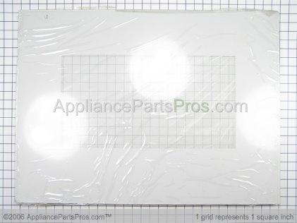 "Bosch Assy, Door Glass 30""WHT 00142736 from AppliancePartsPros.com"