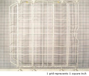 Bosch Basket 00203987 from AppliancePartsPros.com