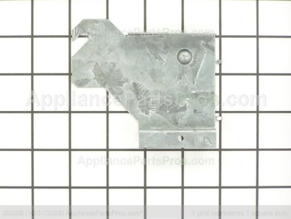 Bosch Bracket, Control Panel Pivot Left 413570 from AppliancePartsPros.com
