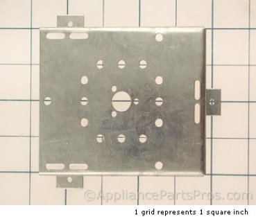 Bosch Bracket, Convection Motor 00486323 from AppliancePartsPros.com