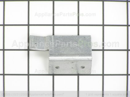 Bosch Bracket, Hinge Left 00411291 from AppliancePartsPros.com