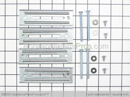 Bosch Bracket, Holddwn Pack W/screws 00188954 from AppliancePartsPros.com