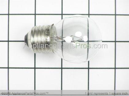 Bosch Bulb 00166016 from AppliancePartsPros.com