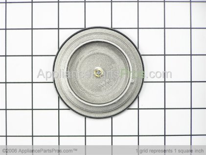 "Bosch Burner Cap Assembly ""c"" Gray Mist 189763 from AppliancePartsPros.com"