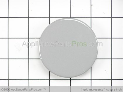 "Bosch Burner Cap Assembly ""b"" Gloss Gray 00189767 from AppliancePartsPros.com"