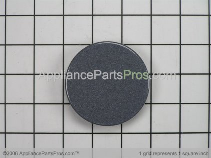 "Bosch Burner Cap Assembly ""b"" Gray Mist 414761 from AppliancePartsPros.com"