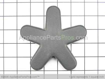 Bosch Burner Cap (d), Black 00189015 from AppliancePartsPros.com