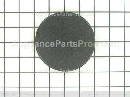 Bosch Burner Cap, Large, Black 00421185 from AppliancePartsPros.com