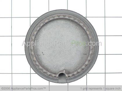 Bosch Burner Cap, Large, Gray 491062 from AppliancePartsPros.com