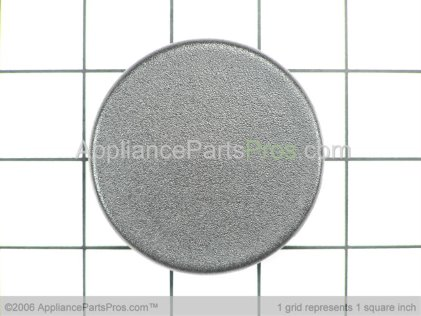 Bosch Burner Cap, Medium, Black 00421184 from AppliancePartsPros.com