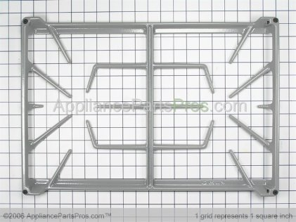 Bosch Burner Grate 00142537 from AppliancePartsPros.com