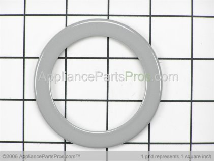 Bosch Burner Ring, Medium, Gray 00421147 from AppliancePartsPros.com