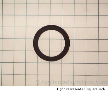 Bosch Burner Ring, Medium, Black 00421191 from AppliancePartsPros.com