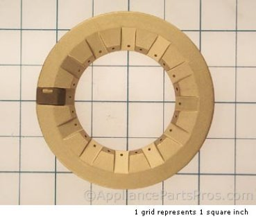 Bosch Burner Ring, Vg 230/330-811 (order with 155524) 00097080 from AppliancePartsPros.com