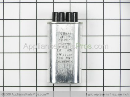 Bosch Capacitor, Microwave 00414647 from AppliancePartsPros.com