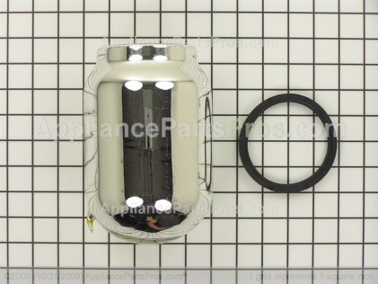 Bosch Carafe Glass, Insert, with Gasket 00264675 from AppliancePartsPros.com