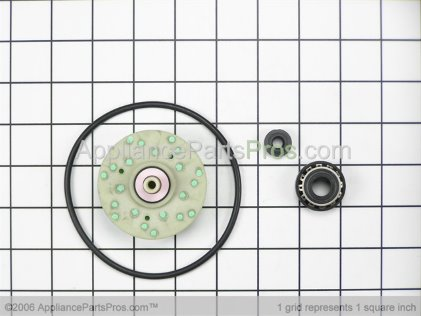 Bosch Circulation Pump Repair Kit 167085 from AppliancePartsPros.com