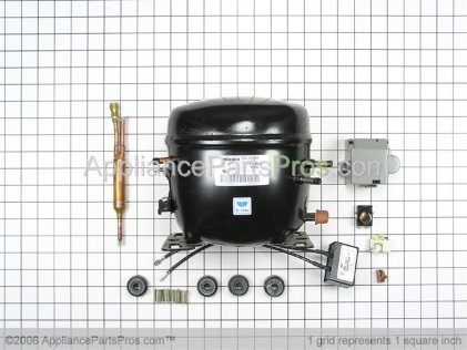 Bosch Compressor 239163 from AppliancePartsPros.com