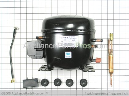 Bosch Compressor, 36 In. 00143288 from AppliancePartsPros.com