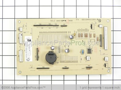 Bosch Control Board 00494781 from AppliancePartsPros.com