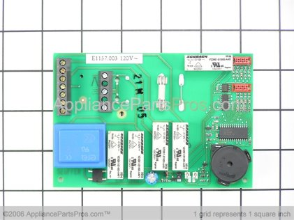 Bosch Control, Device (elec Prtd Circ 00487413 from AppliancePartsPros.com