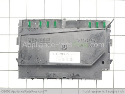Bosch Control Module, with End of Cycle Tone, Shu 99 (integ 00481055 from AppliancePartsPros.com