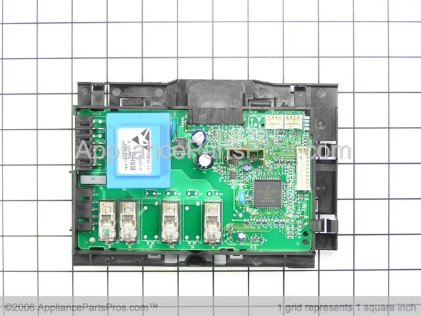 Bosch Control Module, Wta 3500 UC/04-10 (see 481590 for Uc/ 265677 from AppliancePartsPros.com