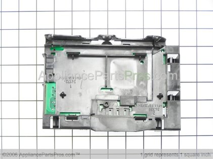 Bosch Control Module, Wta 3500 UC/04-10 (see 481590 for Uc/ 00265677 from AppliancePartsPros.com