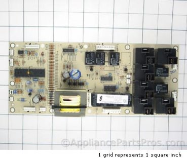 Bosch Control, Power Relay Power Control Module CM302 486911 from AppliancePartsPros.com