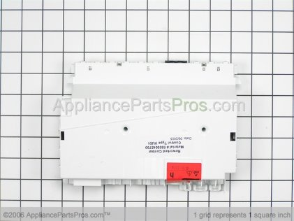 Bosch Control Unit 00431692 from AppliancePartsPros.com