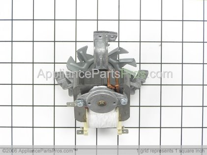 Bosch Convection Fan Motor, with Nut-- See 490360 for Fan Blade 00490358 from AppliancePartsPros.com
