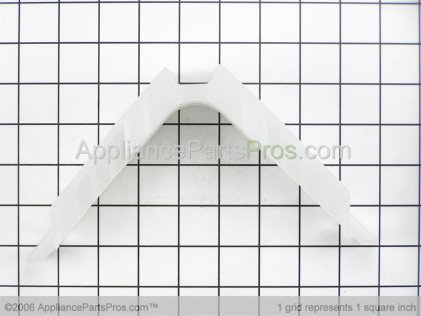 Bosch Corner Block (force Dist.), Front, for Long/short Pan 268587 from AppliancePartsPros.com