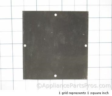 Bosch Cover, Discharge 00414686 from AppliancePartsPros.com