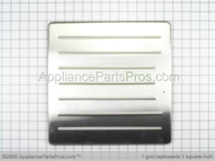 Bosch Cover, Griddle, Ss 00367625 from AppliancePartsPros.com