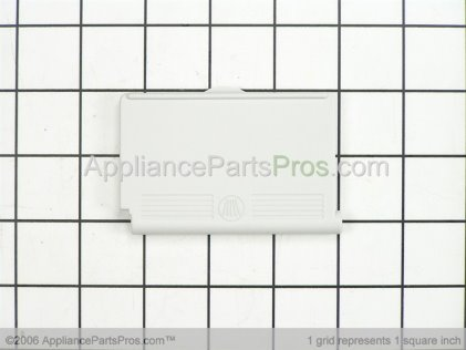 Bosch Detergent Dispenser Cover 00066319 from AppliancePartsPros.com