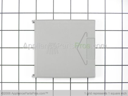 Bosch Detergent Lid 166621 from AppliancePartsPros.com