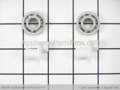 Bosch Dishrack Roller Set 424717 from AppliancePartsPros.com
