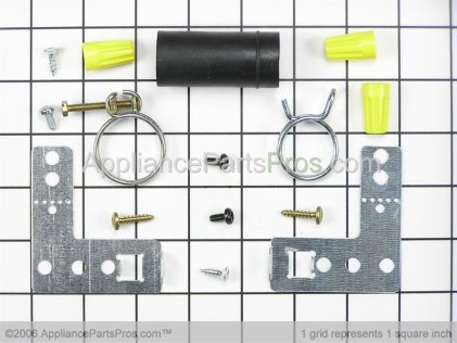 Bosch Dishwasher Installation Set 422815 from AppliancePartsPros.com
