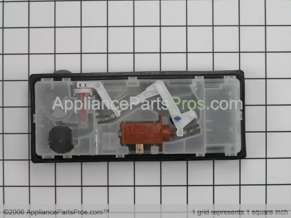 Bosch Dispenser Assembly 488964 from AppliancePartsPros.com