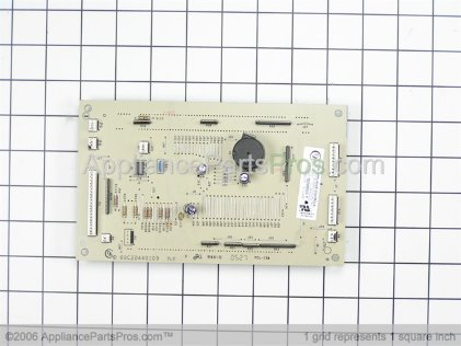 Bosch Display Head, Double Oven, X302/X272 486913 from AppliancePartsPros.com