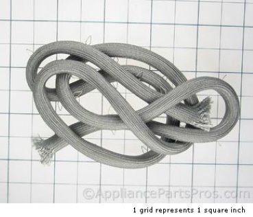 Bosch Door Gasket 00487240 from AppliancePartsPros.com