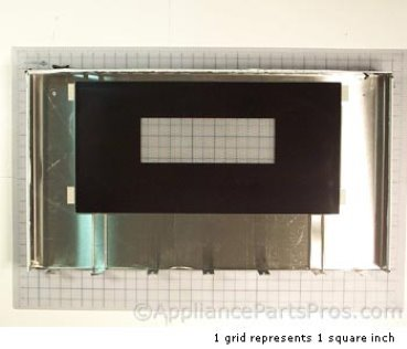 Bosch Door Glass, Assy.,w/ss, Panel, 36 In. 00143241 from AppliancePartsPros.com