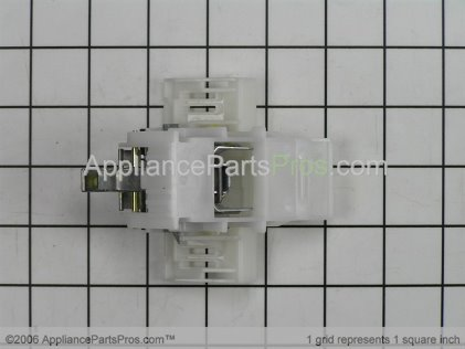 Bosch Door Latch 00056218 from AppliancePartsPros.com