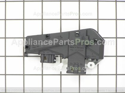 Bosch Door Latch 182173 from AppliancePartsPros.com