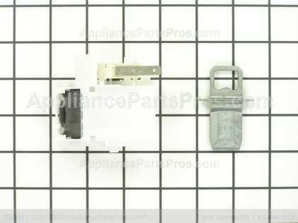 Bosch Door Latch Assembly 419828 from AppliancePartsPros.com