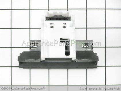 Bosch Door Latch & Strike Plate (without Microswitch) 00419827 from AppliancePartsPros.com