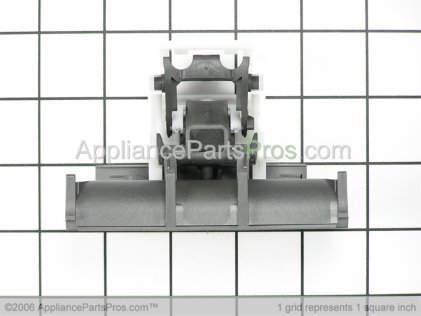 Bosch Door Latch & Strike Plate (without Microswitch) 419827 from AppliancePartsPros.com