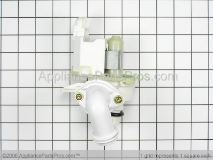 Bosch Drain Motor Assembly 00261687 from AppliancePartsPros.com